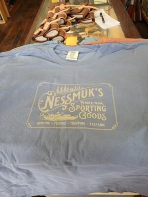 Nessmuk's Logo Tee