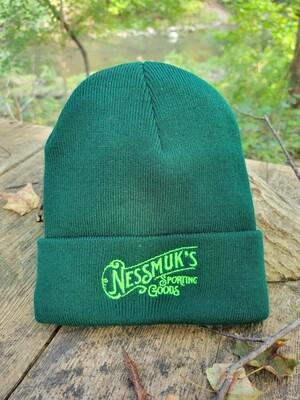 Green Nessmuk's Watch Cap