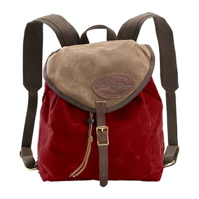 Limited Edition ~ Frost River Knapsack in Old Glory Red