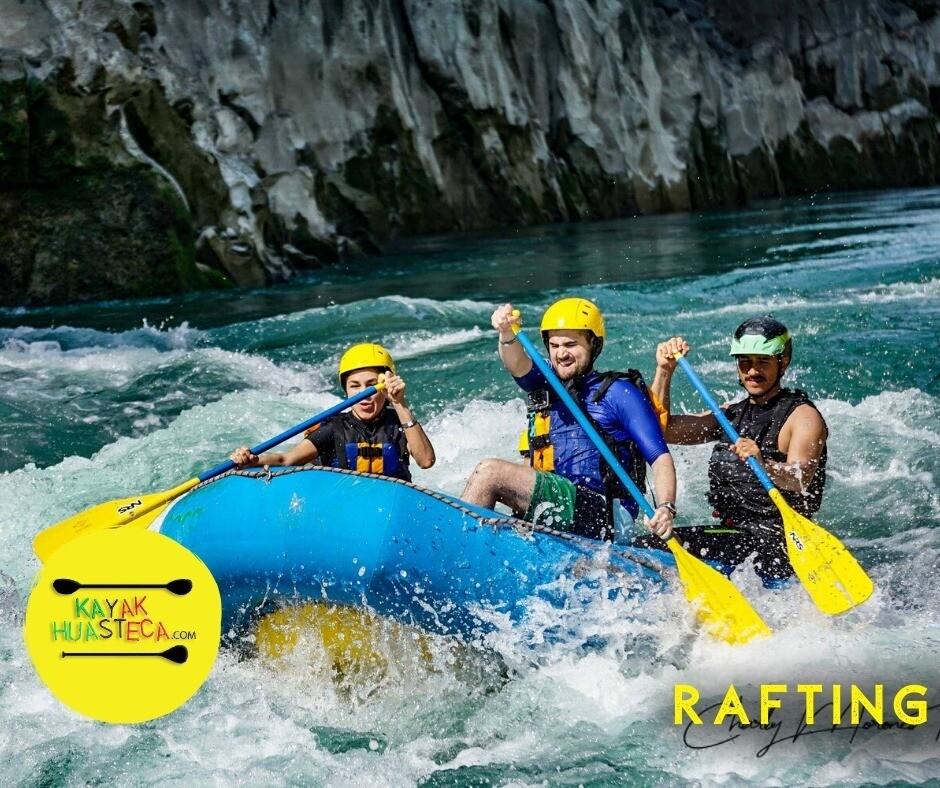 Rafting Tampaon