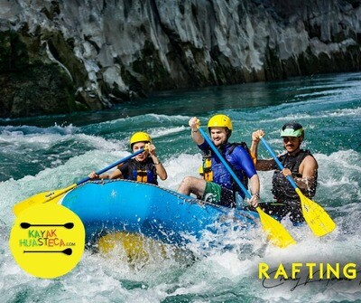 Rafting Tampaon