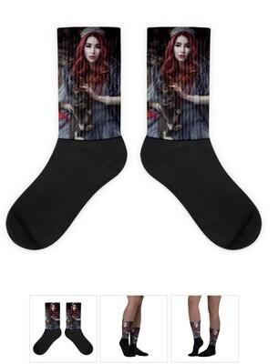 Black Foot Socks, MULTIPLE OPTIONS