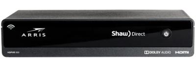 Shaw Direct HDDSR830 HD PVR Receiver