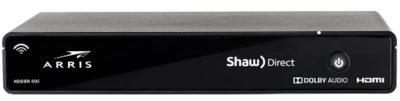 Shaw Direct HDDSR800 HD Receiver