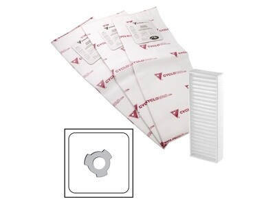 3 Bag 1 Filter Kit