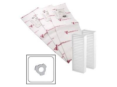 3 Bag 2 Filter Kit