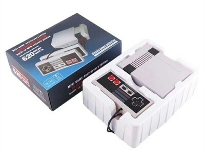 Mini Game Anniversary Edition Entertainment System with 620 Built-In Classic Games Mini Retro Game