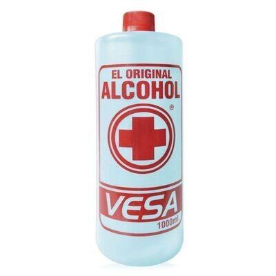 ALCOHOL ETILICO VESA 70% 1/2 LITRO