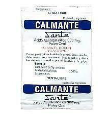 CALMANTE BOLSA X 1 SOBRES