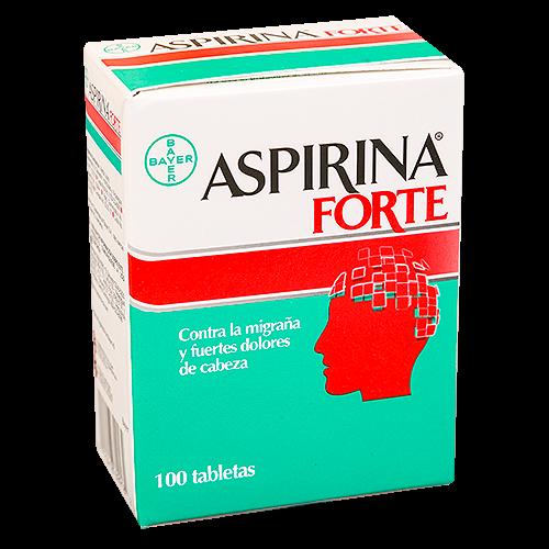 ASPIRINA FORTE CX 1 unidades Blister