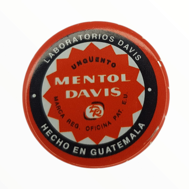 MENTOL DAVIS 1.77GM LATILLA UNIDAD
