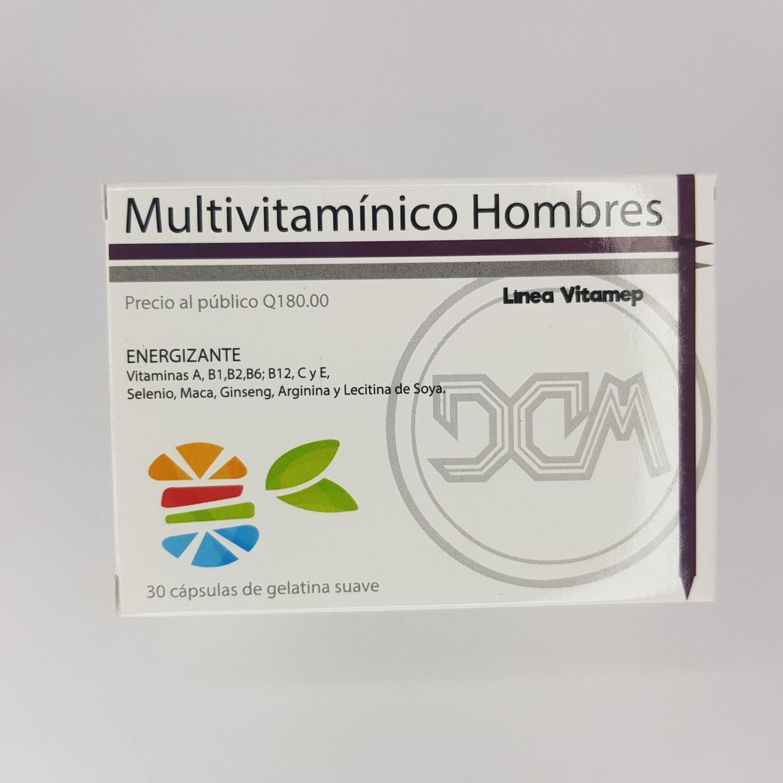 MLULTIVITAMINICO FEMENINO CAJA X 30 CAPS AYUDAME