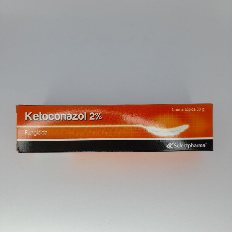 KETOCONAZOL TUBO CREMA 2% 3GM