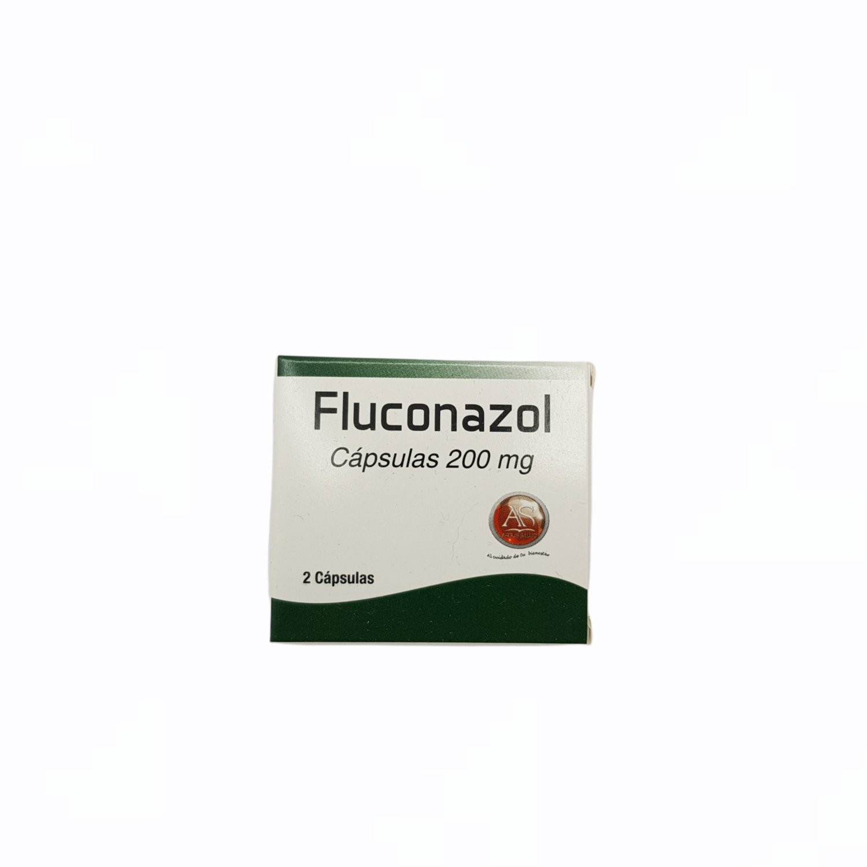 FLUCONAZOL 200MG CX 2 CAPS