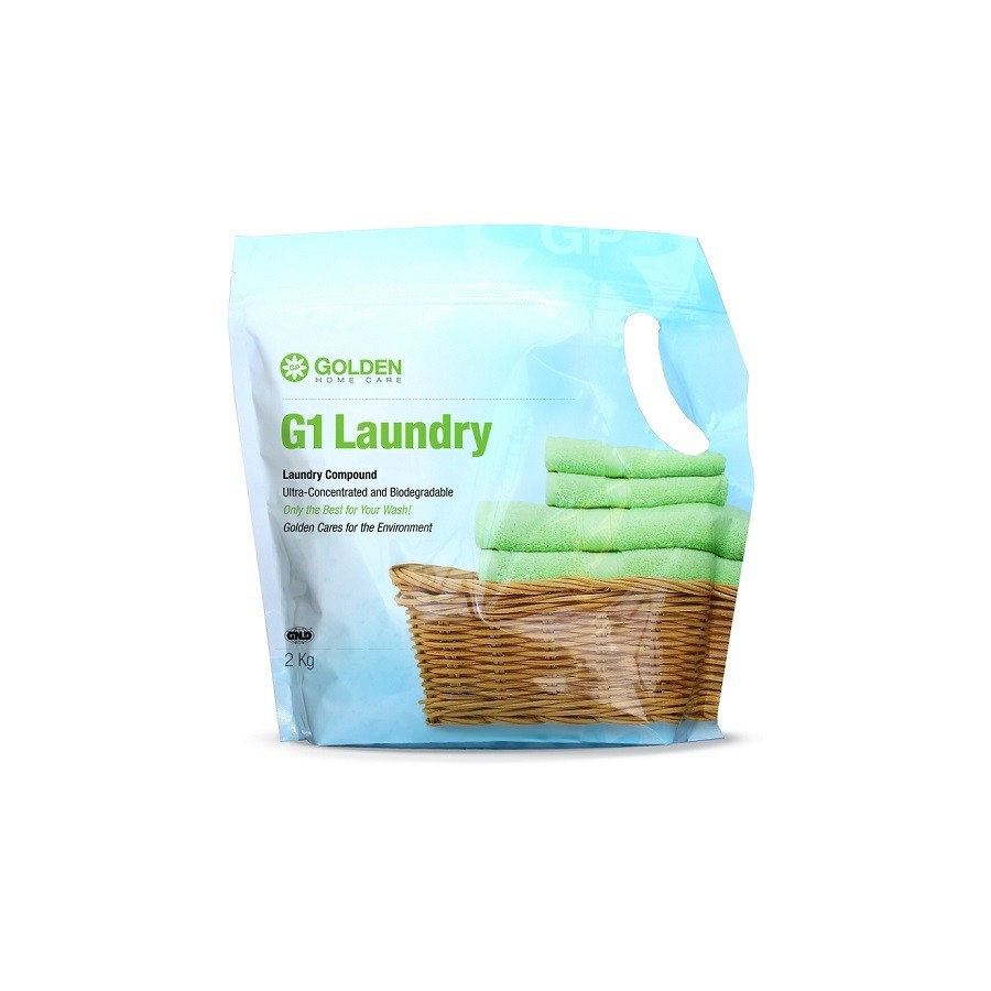 GNLD Golden Products Laundry Compound (2 Kg) - NEW LOOK