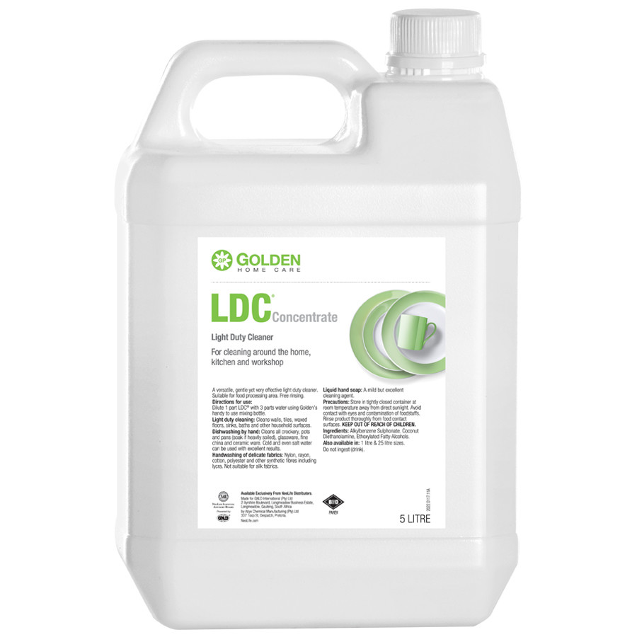 GNLD Golden Products LDC (5 Litre)