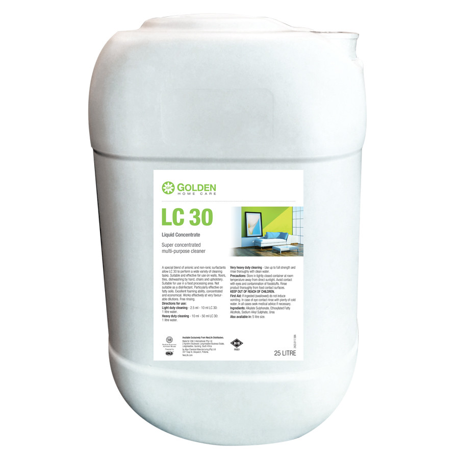 GNLD Golden Products LC30 (25 Litre)