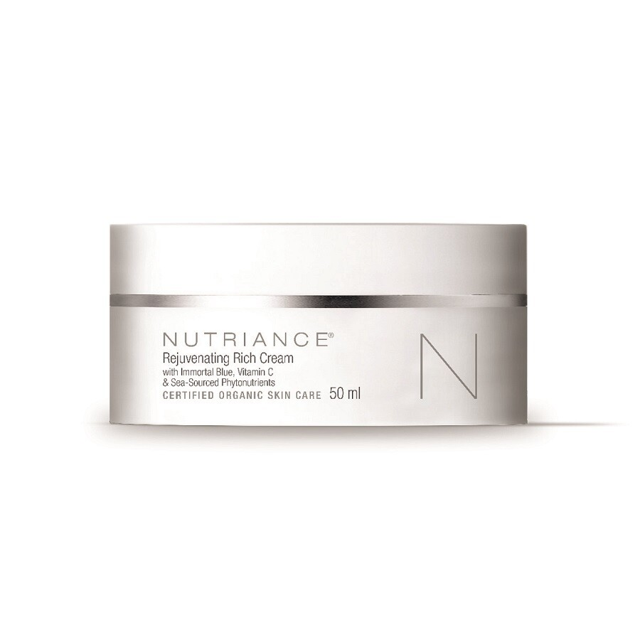 Nutriance Organic Rejuvenating Rich Cream