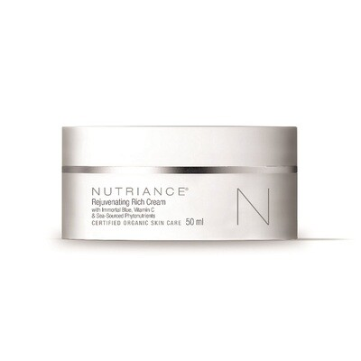 Nutriance Organic Rejuvenating Rich Cream
