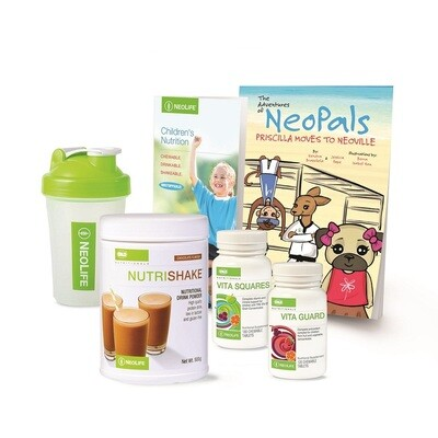 Neolife The Immunity Booster - Chocolate Nutrishake