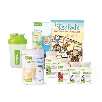Neolife The Ultimate Booster - Vanilla NutriShake