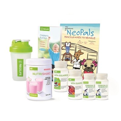 Neolife The Ultimate Booster - Strawberry NutriShake