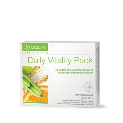 GNLD Neolife Daily Vitality Pack (30 Sachets)