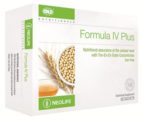 GNLD Neolife Formula IV Plus (60 Sachets)