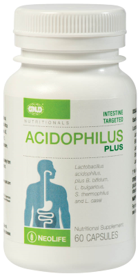 GNLD Golden Products Neolife Acidophilus Plus (60 Capsules)