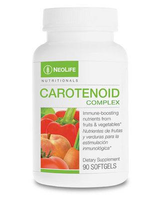 GNLD Neolife Carotenoid Complex (90 Capsules)