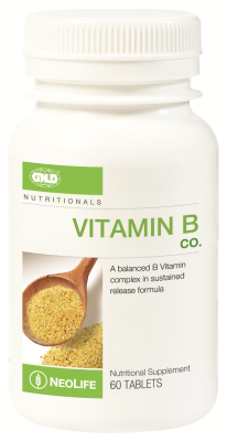 GNLD Neolife Vitamin B Complex (60 Tablets)