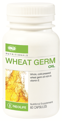 GNLD Neolife Wheatgerm Oil (60 Capsules)