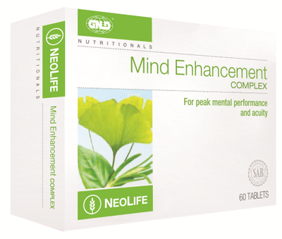 GNLD Neolife Mind Enhancement Complex (60 Tablets)
