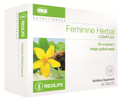 GNLD Neolife Feminine Herbal Complex (60 Tablets)