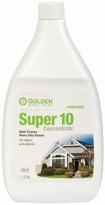 GNLD Golden Products Super 10 Fragranced (1 Litre)