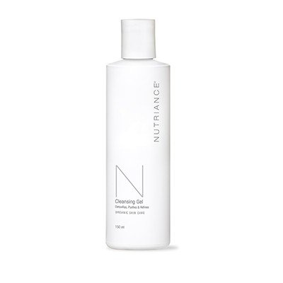 Nutriance Organic Cleansing Gel 100ml - For Oily Combination Skin