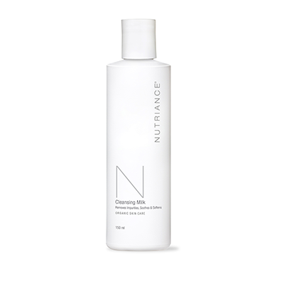 Nutriance Organic Cleansing Milk 150ml - For Normal Dry Skin