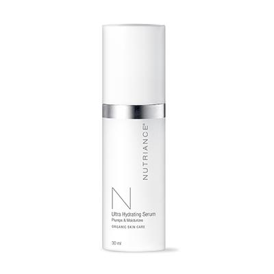Nutriance Organic Ultra Hydrating Serum 30ml - For Normal Dry Skin