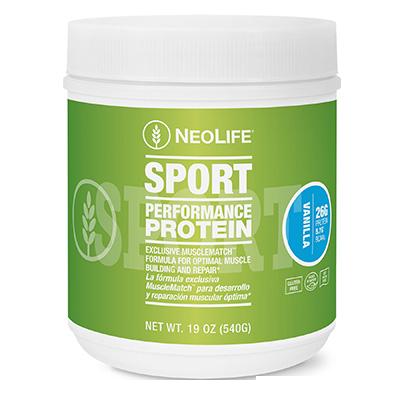 Neolife Sport Performance Protein Vanilla 540g