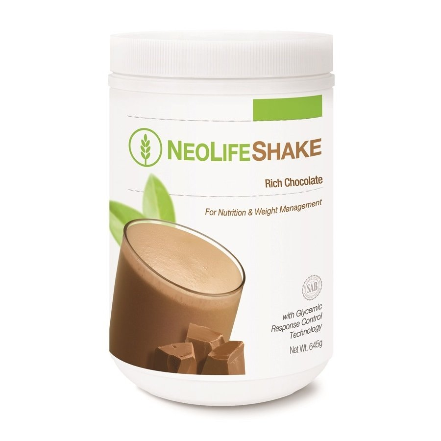 GNLD NeoLifeShake Rich Chocolate [Daily nutrition and weight management]