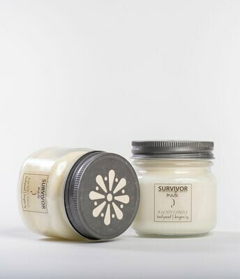 Bundle of two 8oz Candles- discontinued scents