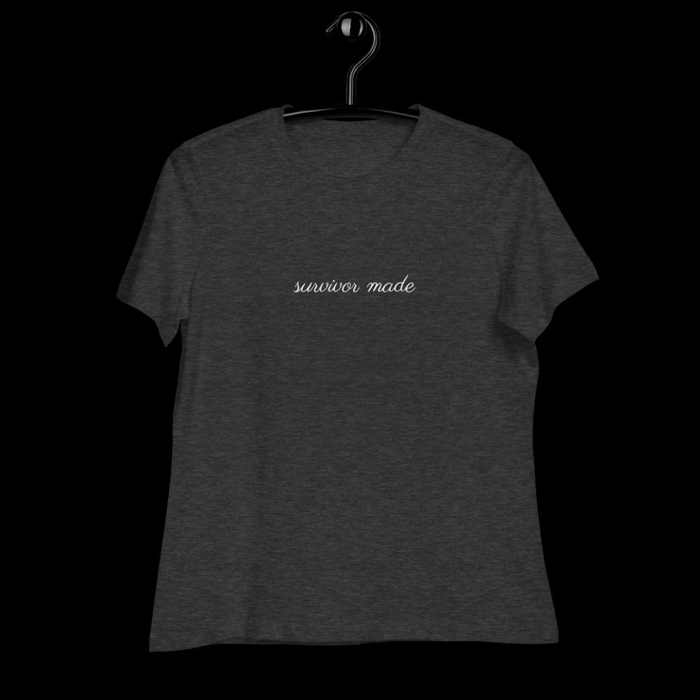 Survivor Made Women's Relaxed T-Shirt