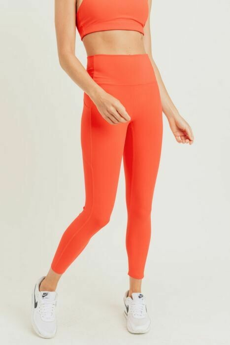 SIGNATURE Foldover Leggings