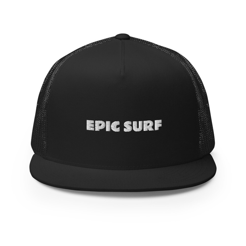 EPIC SURF Yupoong Trucker Hat