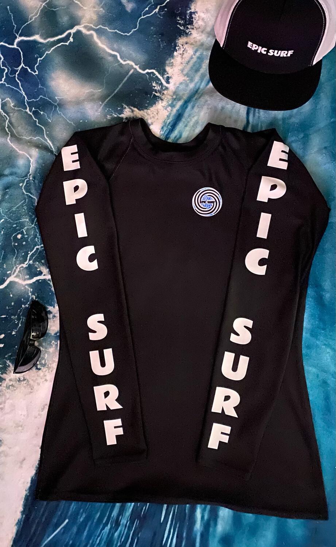 EPIC SURF Sleeve Men's Rash Guard