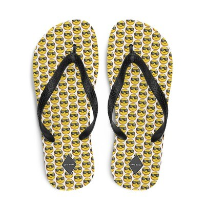 EPIC SURF LUX EMOJI Flip Flops