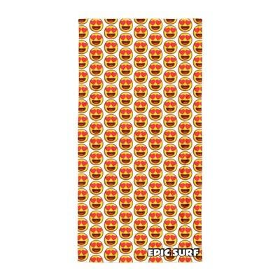 EPIC SURF EMOJI LOVE Towel