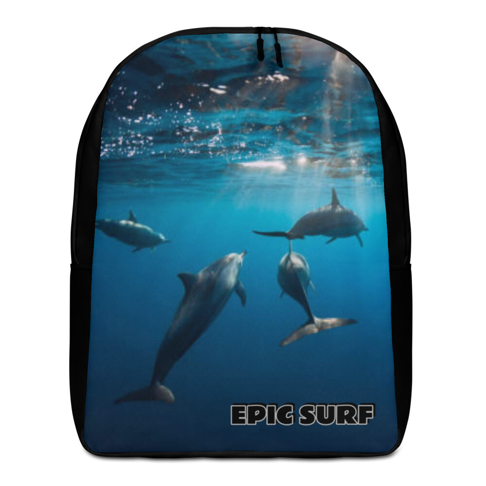 EPIC SURF DOLPHIN Backpack