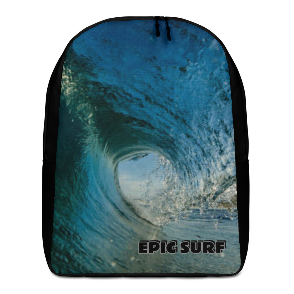 EPIC SURF GREEN ROOM Backpack