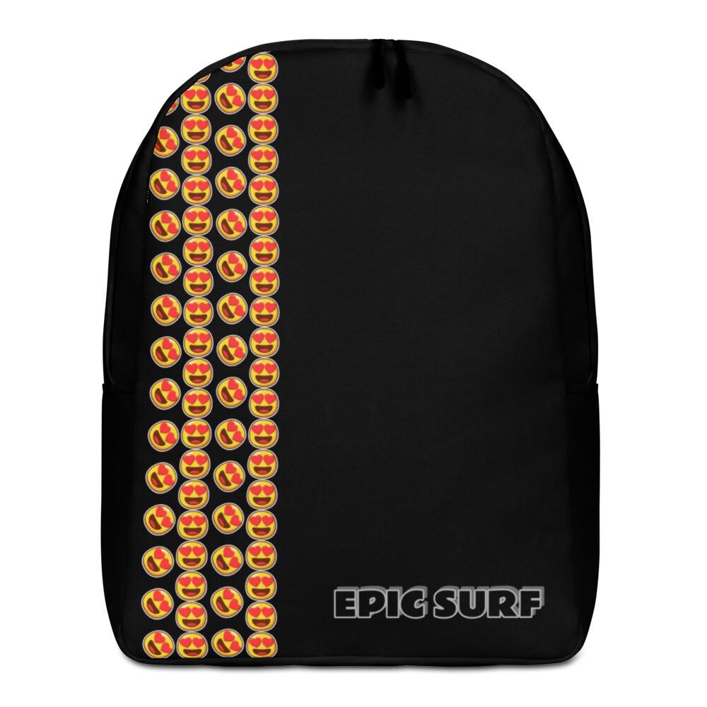 EPIC SURF EMOJI LOVE Backpack